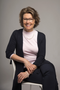 Portraitbild Referentin Ursula Wenk